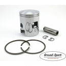 Piston kit GRAND-SPORT ROAD POLINI 130, D = 57,00mm