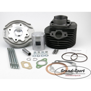 Zylinder Kit POLINI Racing + GRAND-SPORT Kolbenringe, VESPA Smallframe Hub 51mm