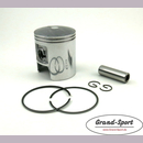 Piston kit SUZUKI TS 185ER, D = 64,75mm