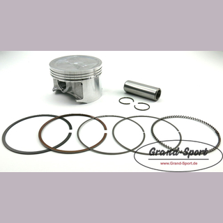 Piston kit HONDA XR 600, type: -MN1-680, 97,00-98,00mm