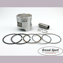 Piston kit HONDA CBX-400F, type: -MA6, 55,00-57,00mm