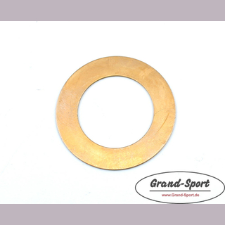 Washer crank pin 22 x 35 x 0,5mm, copper