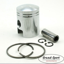 Piston kit VESPA 90 SS, 47,0-48,6mm