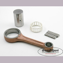 Connecting rod kit YAMAHA LC 135, type: 5YP-