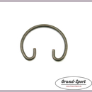Pin Clip double G-shape 16x1,2mm