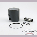 Piston kit IAME 100ccm, 49,90-50,70mm (U) P1004U: D =...