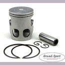 Piston kit YAMAHA DT 125 K1, type: 18G-01, 56,0 - 58,0mm