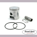 Piston kit APRILIA ROTAX 123 Alu, 54mm