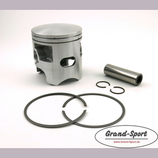 Piston kit KAWASAKI KDX-200 ccm, 66,0mm