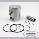 Piston kit KAWASAKI KMX 125, typ: -1235, 54,00mm
